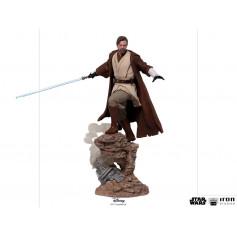 IRON STUDIOS - Obi-Wan Unleashed BDS Art Scale 1/10 - Star Wars
