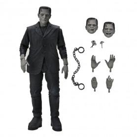 NECA - Ultimate Frankenstein's Monster Black & White Version - Universal Monsters