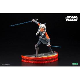 Star Wars - ARTFX kotobukiya - Ahsoka Tano - The Clone Wars statue PVC ARTFX 1/7