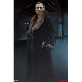 Sideshow Hammer Dracula - Van Helsing Peter Cushing 1/4 Premium Format