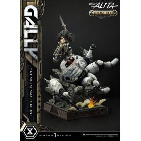 Prime 1 Studio - Gally Ultimate Version - Alita: Battle Angel statuette 1/4