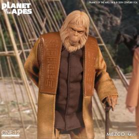 Mezco One 12 - Dr. Zaius - La Planete des Singes 1968 - POTA