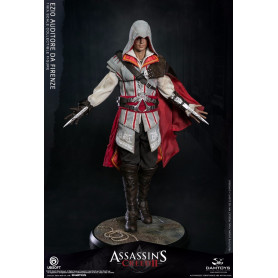 DAM TOYS - Ezio Auditore Da Firenze 1/6 - Assassin's Creed II