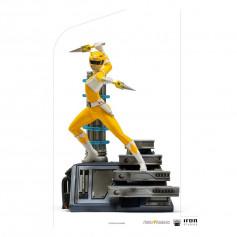 Iron Studios - Yellow Ranger - Power Rangers BDSArt Scale 1/10
