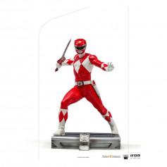 Iron Studios - Red Ranger - Power Rangers BDSArt Scale 1/10