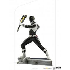 Iron Studios - Black Ranger - Power Rangers BDSArt Scale 1/10