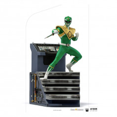 Iron Studios - Green Ranger - Power Rangers BDSArt Scale 1/10