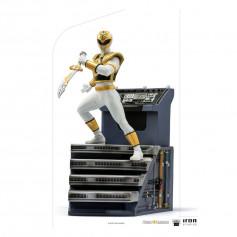 Iron Studios - White Ranger - Power Rangers BDSArt Scale 1/10