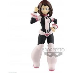 Banpresto - Ochaco Uraraka - My Hero Academia Texture