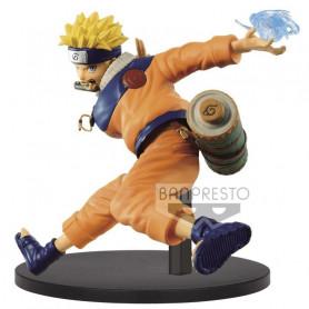 Banpresto - Naruto - Vibration Stars - Naruto Uzumaki - 17cm