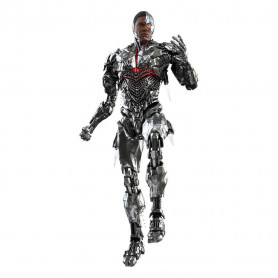 Hot Toys - Zack Snyder's Justice League - CYBORG