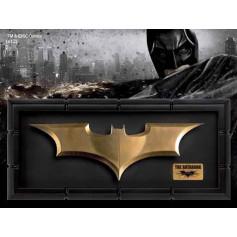 Noble Collection Batman The Dark Knight Rises réplique Batarang