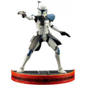 Star Wars - ARTFX kotobukiya - Captain Rex - The Clone Wars statue PVC ARTFX 1/7