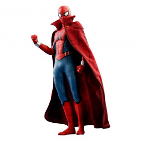 Hot Toys Movie Masterpiece - What If...? Zombie Hunter Spider-Man Figurine 1/6 - 31cm