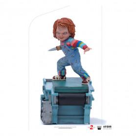 Iron Studios - Chucky, la poupée de sang - Child's Play 2 Statuette 1/10 Art Scale