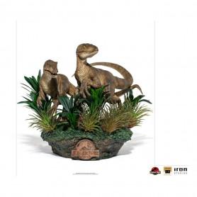 Iron Studios - Raptor Duo - Jurassic Park 1/10 BDS Art Scale