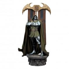 Sideshow Marvel - Doctor Doom - Fatalis statue 1/4 Premium Format