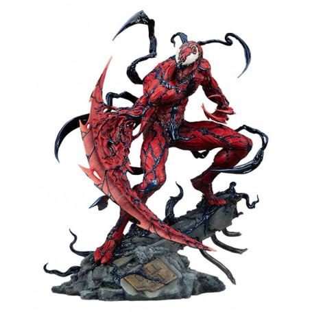 Sideshow Marvel statue Carnage Premium Format