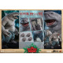 Hot Toys - King Shark Power Pose 1/6 - Suicide Squad
