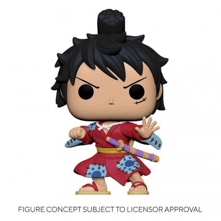 Funko POP! Animation - One Piece - Luffy in Kimono Wano Kuni