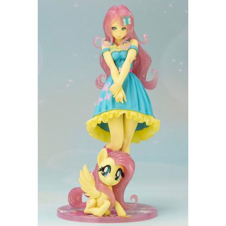 Kotobukiya My Little Pony Bishoujo - Fluttershy Limited Edition - Mon Petit Poney 1/7