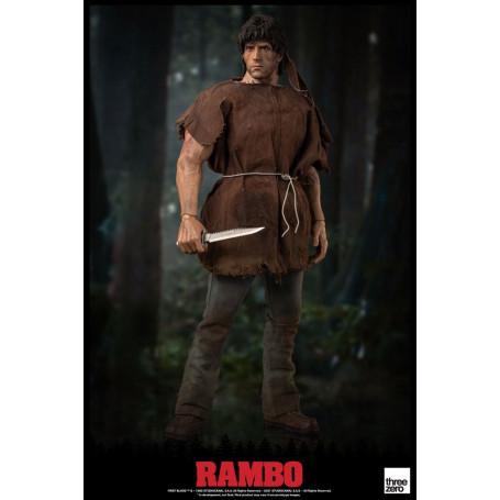 Three 0 - Rambo I - Figurine 1/6 - John Rambo - 30cm