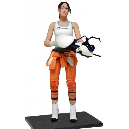 Neca Portal figurine Chell 18 cm