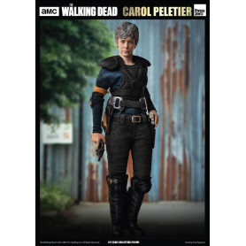 Three 0 The Walking Dead - Carol Peletier Figurine 1/6