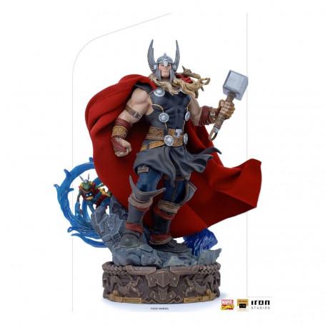 Iron Studios - Marvel Comics Thor Unleashed Deluxe Art Scale statuette 1/10