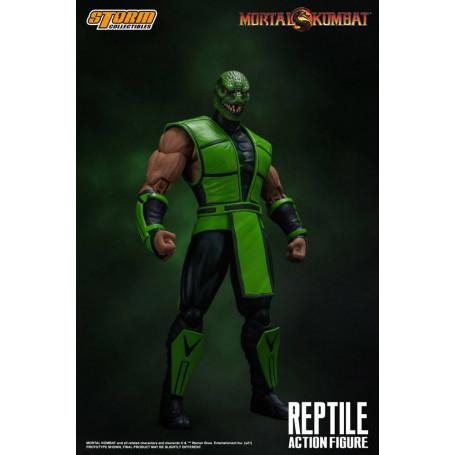 Storm Collectibles - Mortal Kombat 3 - Reptile - 1/12