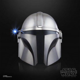 Hasbro - Casque The mandalorian - Star Wars Black Series Helmet 1:1 Replica Premium