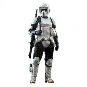 Hot Toys Star Wars Episode VI Scout Trooper 1/6 Movie Masterpiece