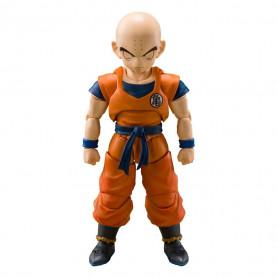 Bandai Tamashii - DRAGON BALL Z - Krillin Earth's Strongest Man - SHF SHFiguarts - Krilin - Kulilin - Kuririn