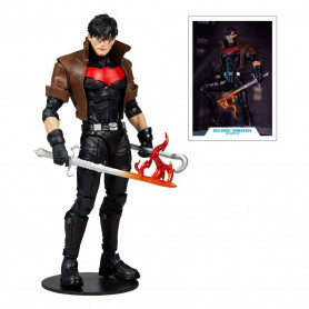 Mc Farlane DC Multiverse The New 52 Red Hood Unmasked (Gold Label)