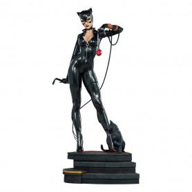 Sideshow DC Comics statue - Premium Format Catwoman (2022)