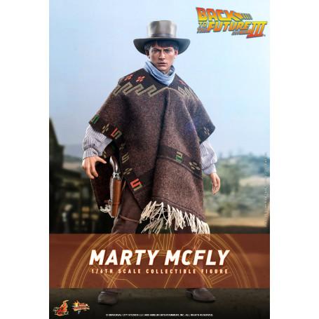 Hot Toys Retour vers le futur 3 - Marty McFly Movie masterpiece 1/6