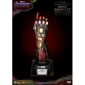 Beast Kingdom - Avengers Endgame - Master Craft Nano Gauntlet 1/14000605 1/1