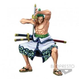 Banpresto - One Piece - THE RORONOA ZORO - TWO DIMENSIONS - BWFC X SUPER MASTER STARS PIECE