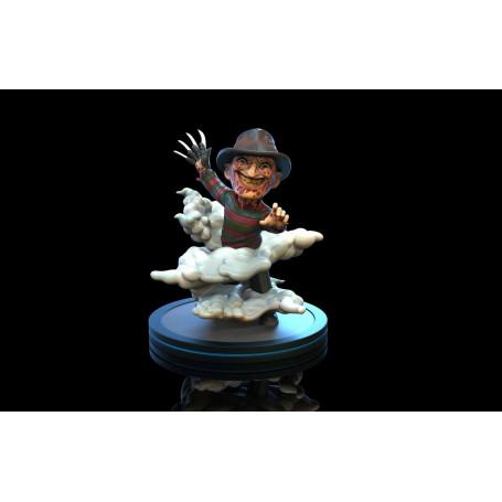 Quantum Mechanix Q-Fig - Freddy Krueger - A Nightmare on Elm Street