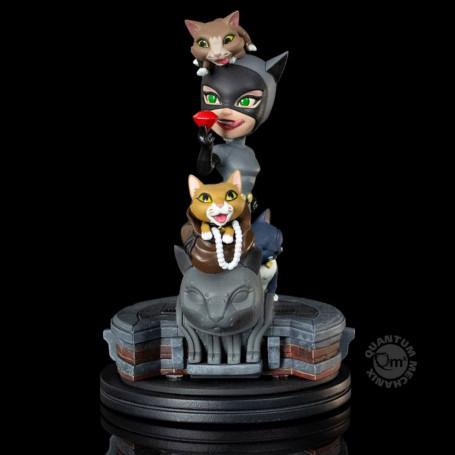 Quantum Mechanix Q-Fig Elite - Catwoman - Dc Comics