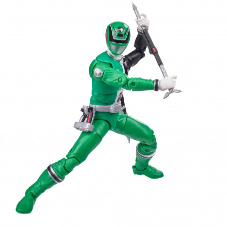 Hasbro - Green Ranger SPD - Lightning Collection - Power Rangers