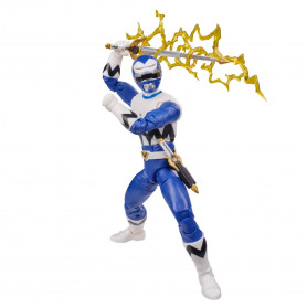 Hasbro - Galaxy Blue - Lightning Collection - Power Rangers Lost Galaxy - Galaxy Rangers