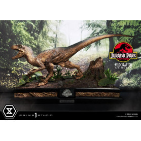 Prime 1 Studio - Velociraptor Attack - Jurassic Park 1/6 - Legacy Museum Collection