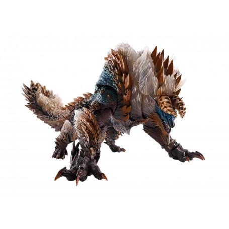 Tamashii Nations - SHM - ZINOGRE - Monster Hunter World Iceborn