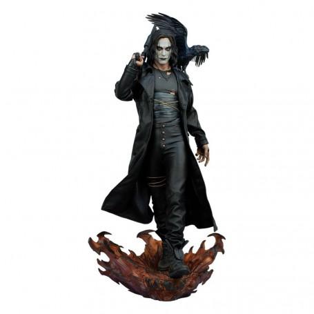 Sideshow statue Premium Format - THE CROW - Eric Draven