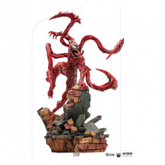 Iron Studios Marvel - Carnage - Venom: Let There Be Carnage statuette 1/10 BDS Art Scale