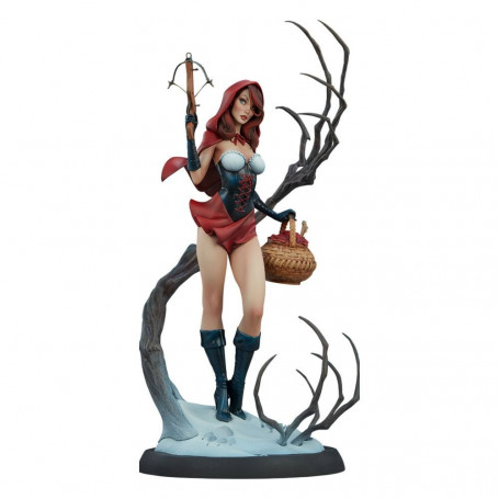Sideshow Le Petit Chaperon Rouge - Fairytale Fantasies Collection - Red Riding Hood