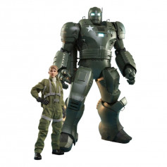 Hot Toys Movie Masterpiece - What If...? Steve Rogers & The Hydra Stomper Figurine 1/6