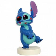 Enesco - Disney Lilo & Stitch - Stitch amoureux - with lip stick