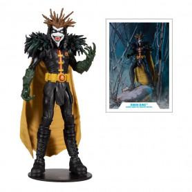 Mc Farlane - DC Multiverse - Dark Nights Death Metal Robin King - Darkfather BAF 1/12